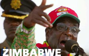 President Robert Mugabe has told his people that he will not accept the rule of Tsvagirai as long as he lives.