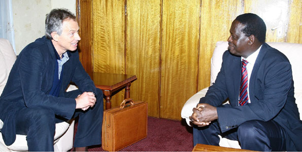 Kenya Prime Minister Raila