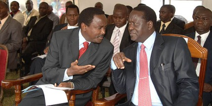 kalonzo-and-raila-power-struggle