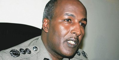 Police Commissioner ali almost died