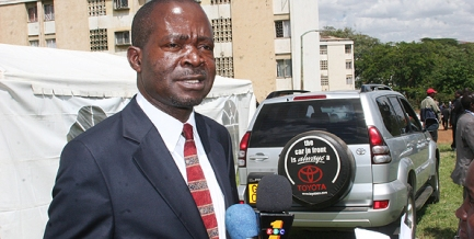 minister shitanda