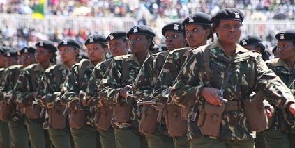 PolicewomenKenyaadministration