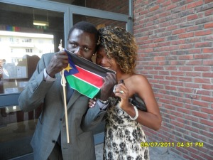 API Photo: South Sudan celebrations in Norway 12