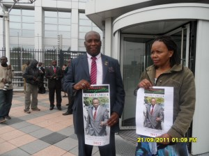 African Press International. Giving the suspects in Kenya case Moral support at the court