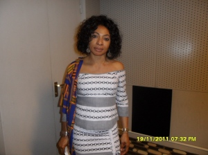 www.africanpress.me. PAWA member - FGM conference moderator morning session Oslo 19.11.2011
