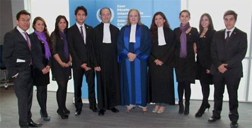 www.africanpress.me/ The University del Rosario wins the ICC Moot Court Competition