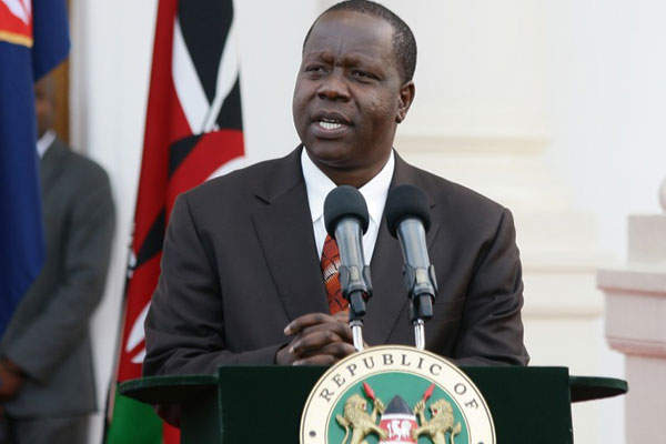 www.africanpress.me/ Fred Matiang'i (Information, Communication and Technology)