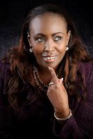 www.africanpress.me/ Kenya Radio Journalist Caroline Mutoko