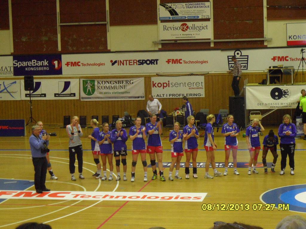 www.africanpress.me/ Skrim Handball women defeats Gjøvik